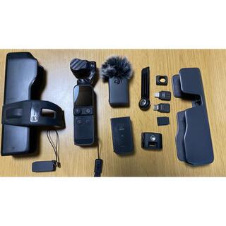 DJI Pocket 2 Creatorコンボ(コンパクトデジタルカメラ)