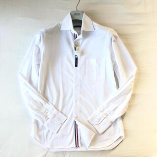 未使用 スーツカンパニー ビジネスシャツ 白シャツワイシャツ/長袖機能性シャツ(シャツ)