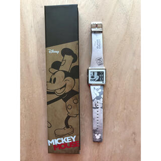 エプソン(EPSON)のスマートキャンバス 美品 ミッキー マウス(腕時計)