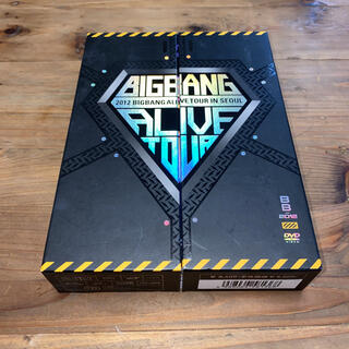 ビッグバン(BIGBANG)の☆限定盤☆BIGBANG ALIVE TOUR 2012 IN SEOUL(ミュージック)