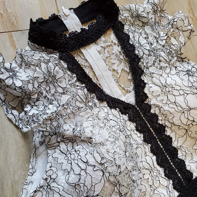 JEWELS(ジュエルズ)のTika ティカ キャバドレス ミニドレス タイトドレス  レディースのフォーマル/ドレス(ミニドレス)の商品写真