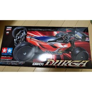 タミヤ DB 01 ドゥルガ 未組立 キット オプション付 DURGA