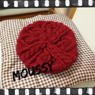 マウジー(moussy)のChee's SHOP★さまお取り置き♡(ハンチング/ベレー帽)