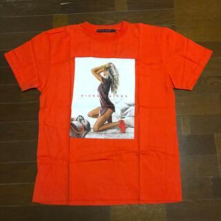 """アヴァランチ(AVALANCHE)のKRHYME DENIM  """"KICKS GIRL """"(Tシャツ/カットソー(半袖/袖なし))"""