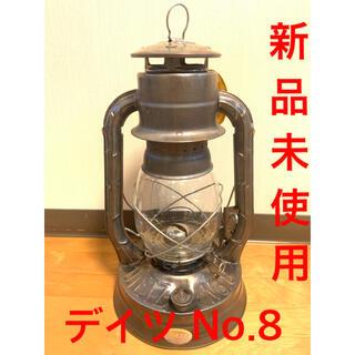 ペトロマックス(Petromax)の新品 デイツ DIETZ No.8 AIRPILOT ジンク 無塗装 (ライト/ランタン)
