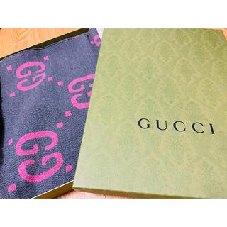 グッチ(Gucci)のGUCCI マフラー(マフラー/ショール)