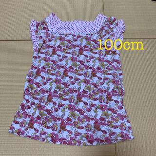 コンビミニ(Combi mini)のコンビミニ カットソー 100 Tシャツ 女の子(Tシャツ/カットソー)