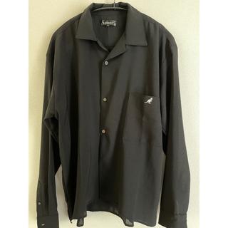 カンゴール(KANGOL)のKANGOL リラックスオープンカラーシャツ(シャツ)
