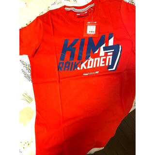 プーマ(PUMA)のF1 キミ・ライコネン Tシャツ(Tシャツ/カットソー(半袖/袖なし))
