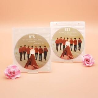 防弾少年団(BTS) - 大人気💖BTS💖MAP OF THE SOUL ON:E DVD2枚組セット
