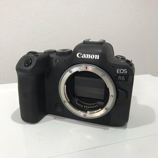 Canon - 【美品】EOS R6