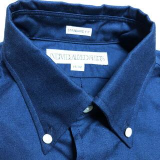 インディヴィジュアライズドシャツ(INDIVIDUALIZED SHIRTS)のインディビジュアライズド シャツ ボタンダウン(シャツ)