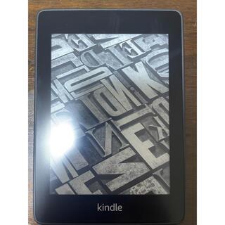 アンドロイド(ANDROID)のKindle Paperwhite 防水 wifi 8GB 広告付 美品(電子ブックリーダー)
