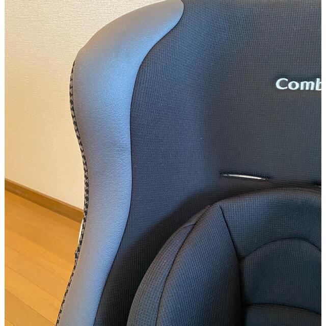 combi(コンビ)のコンビ ママロン エッグショック CF チャイルドシート キッズ/ベビー/マタニティの外出/移動用品(自動車用チャイルドシート本体)の商品写真