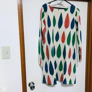 グラニフ(Design Tshirts Store graniph)のグラニフ ワンピース(ひざ丈ワンピース)