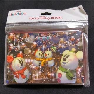 ディズニー(Disney)のDisney ポストカードセット7枚 スノースノー(写真/ポストカード)