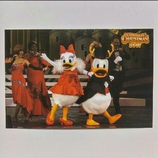 ディズニー(Disney)のDisney ポストカード BIG BAND BEAT ドナルド&デイジー(写真/ポストカード)