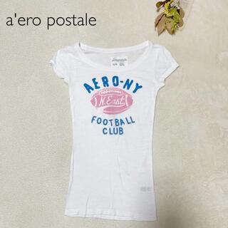 エアロポステール(AEROPOSTALE)のa'ero postale Tシャツ(Tシャツ(半袖/袖なし))