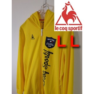 le coq sportif - 【le coq sportif GOLF】ジップアップゴルフパーカー