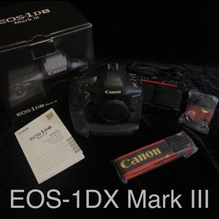Canon - Canon EOS-1DX Mark III
