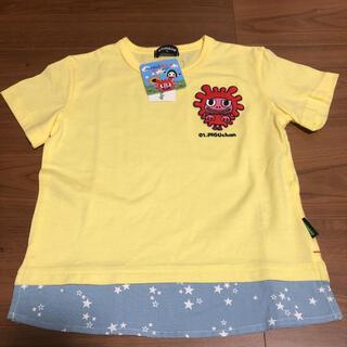 クレードスコープ(kladskap)の未使用 クレードスコープ ピグちゃんTシャツ(Tシャツ/カットソー)