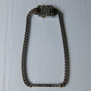 ジバンシィ(GIVENCHY)の1017 alyx 9sm buckle chain ネックレス(ネックレス)