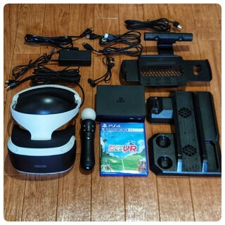 PlayStation VR - PlayStation VR Special Offer +みんゴルVR+α