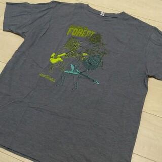 ワイルドシングス(WILDTHINGS)のWILDTHINGS★FUJI ROCK FOREST Tシャツ/グレー/L(Tシャツ/カットソー(半袖/袖なし))