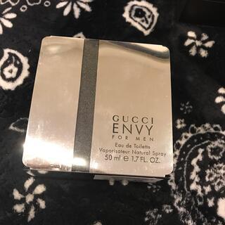 グッチ(Gucci)のGUCCI ENVY for men 50ml(香水(男性用))
