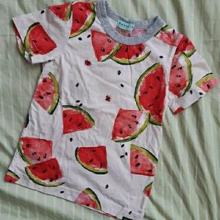ハッカキッズ(hakka kids)の110 ハッカキッズ Tシャツ(Tシャツ/カットソー)