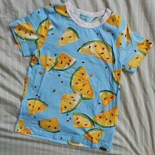 ハッカキッズ(hakka kids)の130 ハッカキッズ Tシャツ(Tシャツ/カットソー)