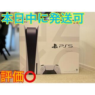プレイステーション(PlayStation)のプレイステーション5(家庭用ゲーム機本体)
