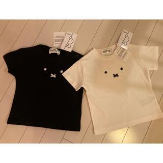 新品タグ付き☆ミッフィーTシャツ☆80