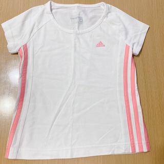 アディダス(adidas)のadidas 子供用 スポーツウェアー 130センチ(Tシャツ/カットソー)