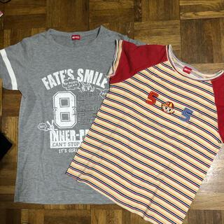 インナープレス(INNER PRESS)のインナープレス 150 Tシャツ 2枚(Tシャツ/カットソー)