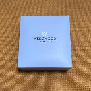 ウェッジウッド(WEDGWOOD)のWEDGWOOD ハートのネックレス 箱付き(ネックレス)