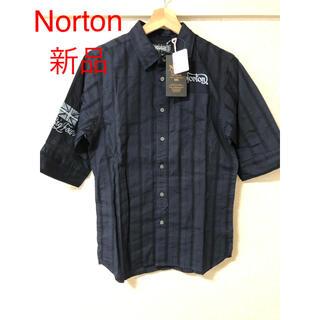 ノートン(Norton)のノートン norton 七分袖 シャツ 新品(シャツ)