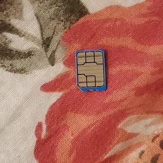 NTTdocomo - NTT docomo SIMカード