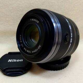 Nikon - 望遠 Nikon 1 NIKKOR 30-110mm ブラック
