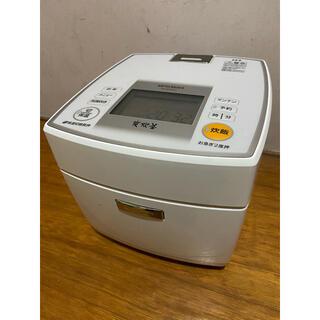 ミツビシ(三菱)の三菱 IH ジャー炊飯器  NJ-E10J1-W(炊飯器)