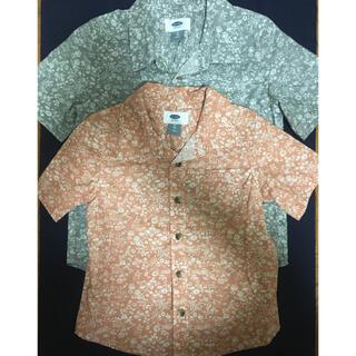 オールドネイビー(Old Navy)のオールドネイビー 半袖シャツ 3歳 5歳(Tシャツ/カットソー)