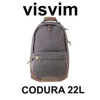 VISVIM - visvim CORDURA 22L GREY 21SS 定価出品