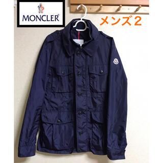 MONCLER - 正規品★モンクレール ナイロンジャケット★メンズ2★ KILIAN ネイビー