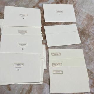 ルイヴィトン(LOUIS VUITTON)のルイヴィトン ミニ封筒 23枚(ショップ袋)