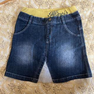 エフオーキッズ(F.O.KIDS)のデニムスカート 130(スカート)