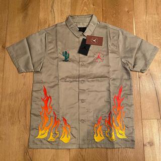 ナイキ(NIKE)の ナイキ ジョーダン トラヴィス トラヴィススコット 半袖シャツ(シャツ)