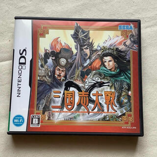 コーエーテクモゲームス(Koei Tecmo Games)の三国志大戦 ニンテンドーDS(携帯用ゲームソフト)