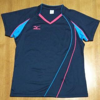 ミズノ(MIZUNO)のミズノ ゲームシャツ レディースMサイズ(バドミントン)