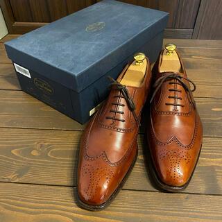 Crockett&Jones - 美品 クロケット&ジョーンズ REDHILL ハンドグレード 革靴 メンズ