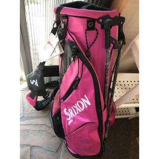 スリクソン(Srixon)の新品未使用 スリクソン ゴルフバッグ(バッグ)